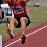 走り幅跳びの世界記録・男子、女子