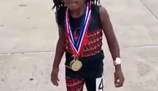 世界一足が速い7歳児の少年、ルドルフ・ブレイズ・イングラム君の50mタイムはどのぐらいかを予想&7歳男児の平均タイムと比較