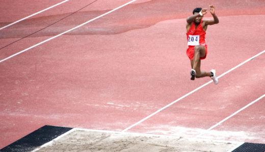 三段跳びの世界記録は何メートル?男子・女子別に公開!【動画あり】
