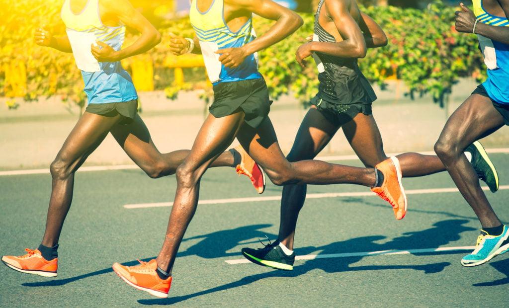 マラソンの世界記録を男女別に!ペースも