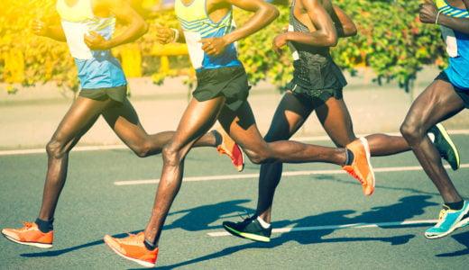 マラソンの世界記録|男子、女子ともに公開!100m毎のペースも