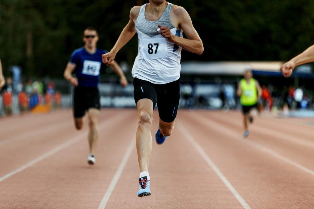 400m走の世界記録は何秒?男子と女子