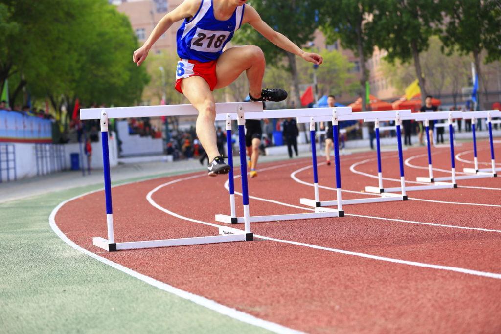 400mハードルの世界記録|男子、女子